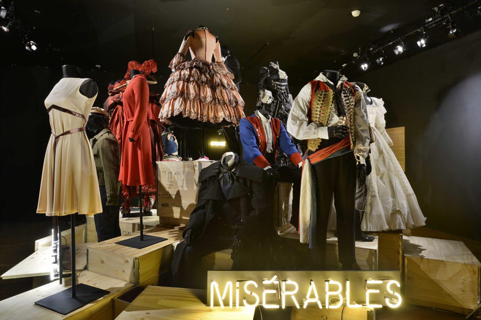 Cncs Moulins comedies musicales costumes Misérables