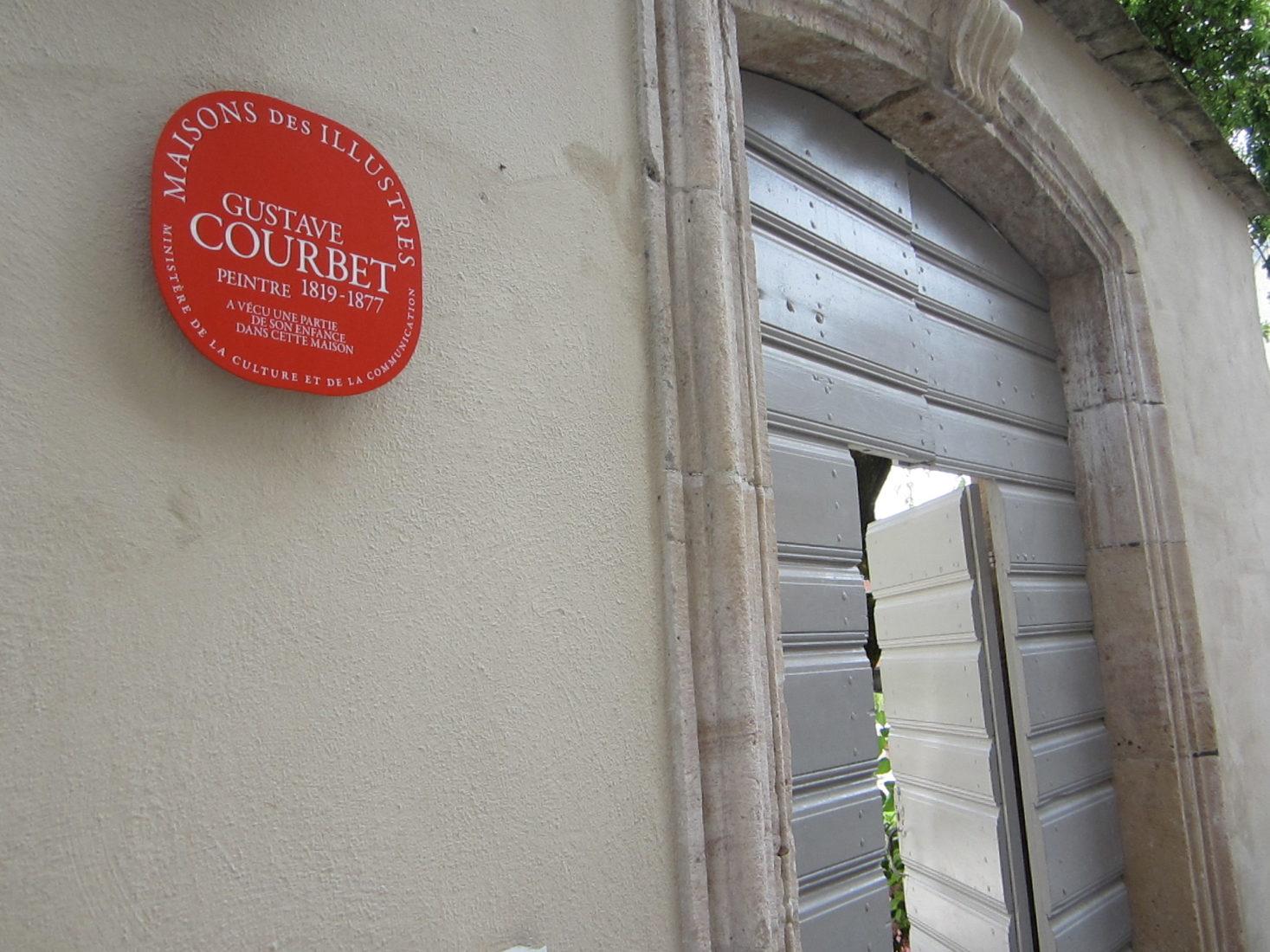 Musée Courbet Ornans Maison des Illustres