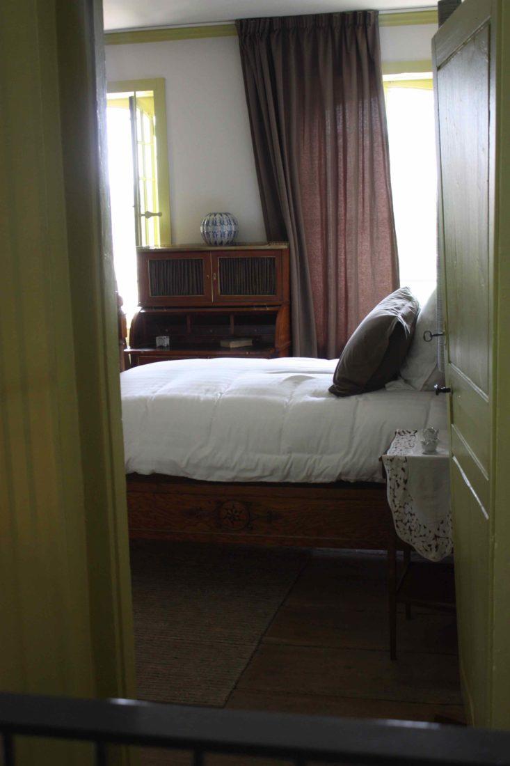 Ferme de Flagey chambre Courbet