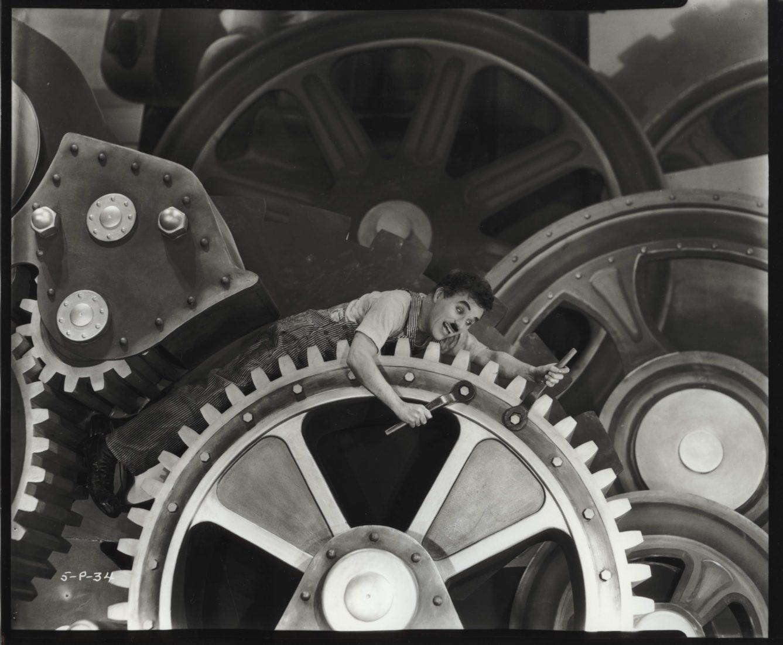 Corsier sur Vevey Chaplin's World Le dictateur