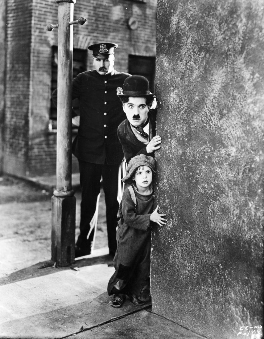 Corsier sur Vevey Chaplin's World The kid