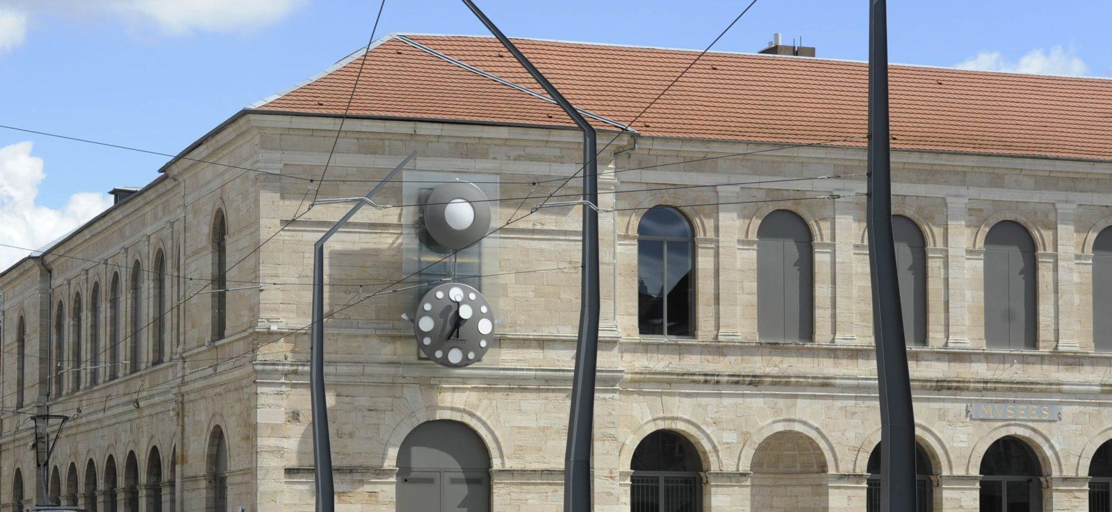 musée des beaux-arts et d'archéologie Besançon