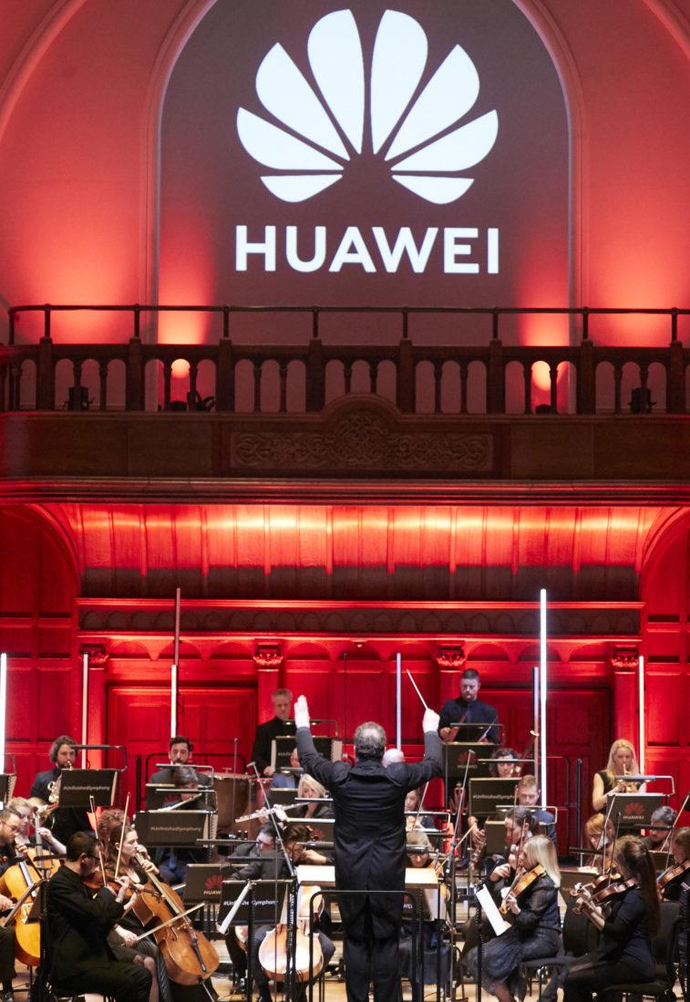 Huawei Cadogan Hall Londres Schubert 8è symphonie
