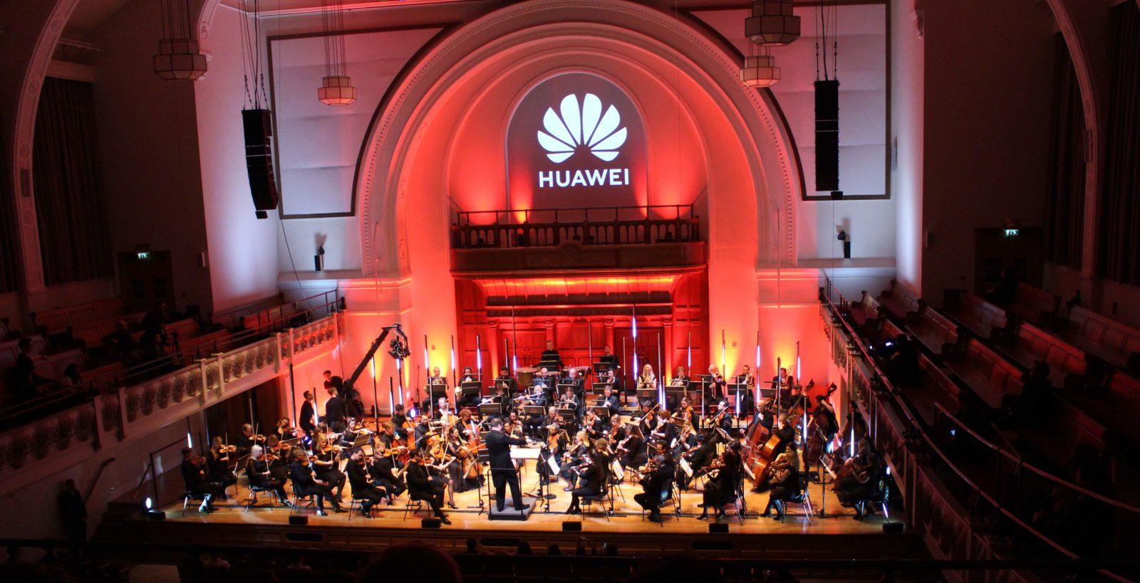 Symphonie inachevée by Huawei cadogan Hall