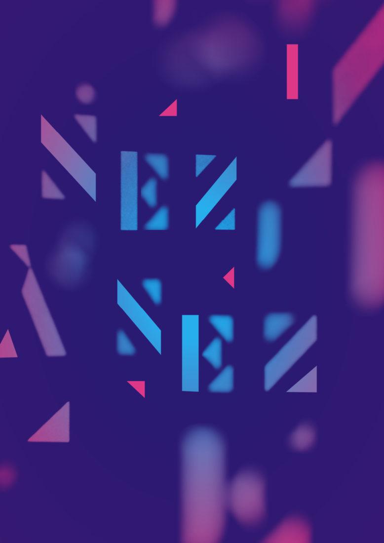 Mudac lausanne Affiche de l'exposition, Marge Design, 2018