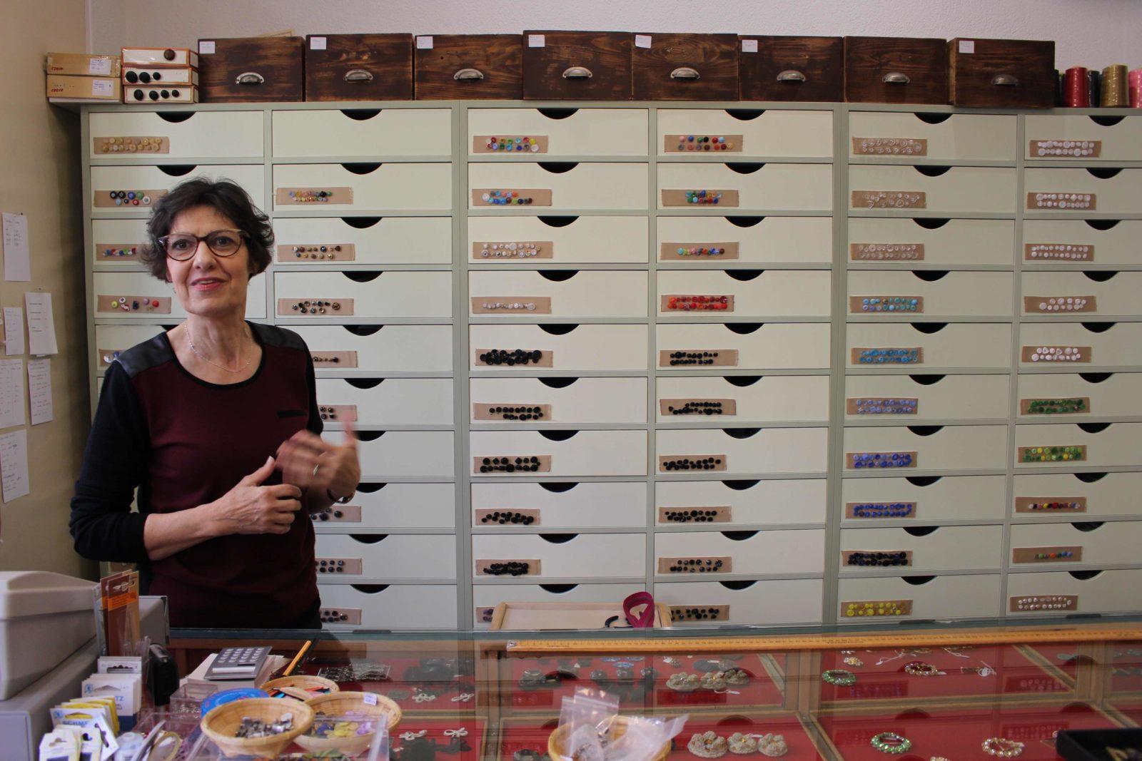 Atelier Casaquin Lausanne accueil par Marjorie Balissat