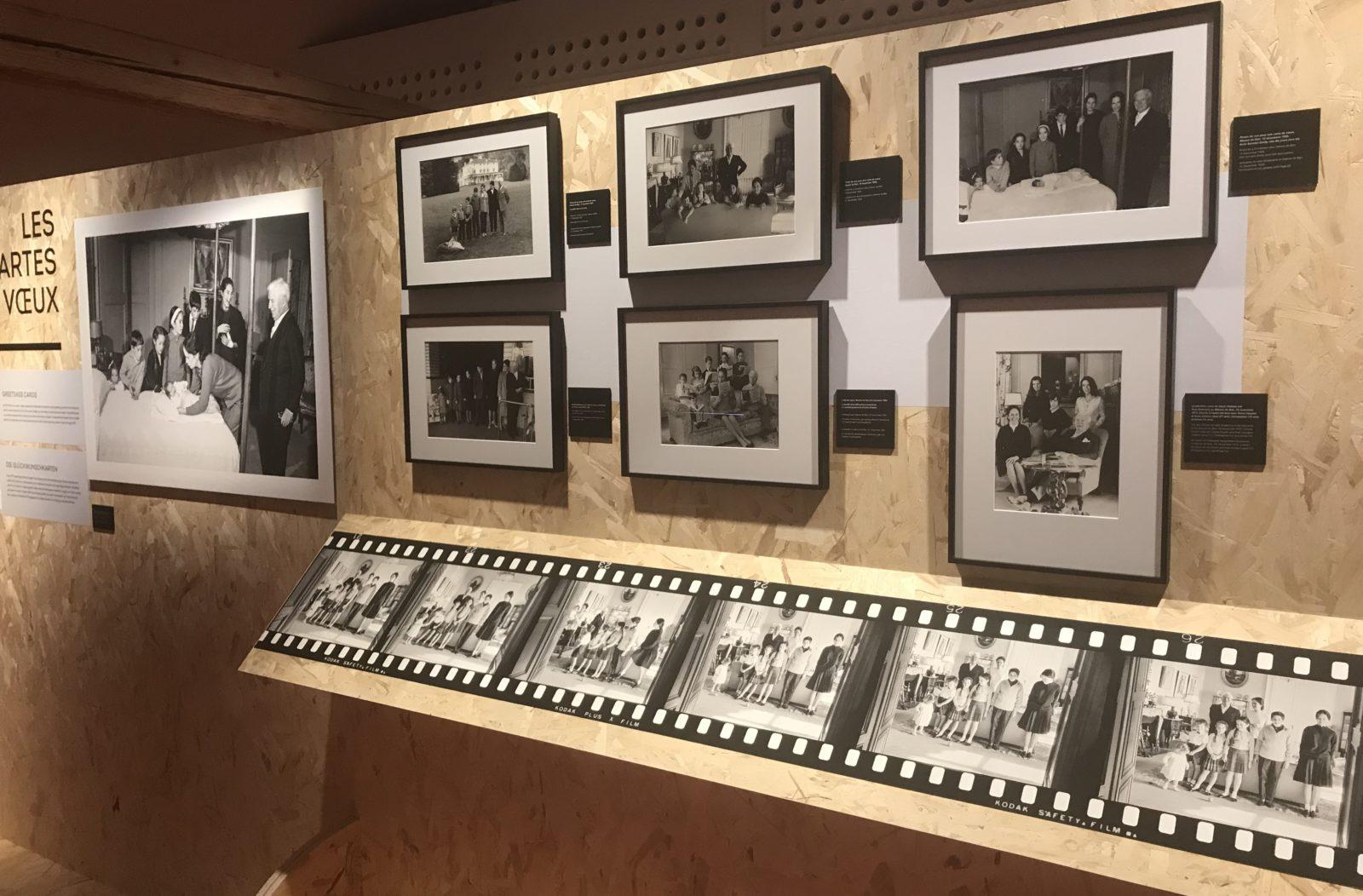 Exposition Chaplin Personal Corsier - cartes de voeux
