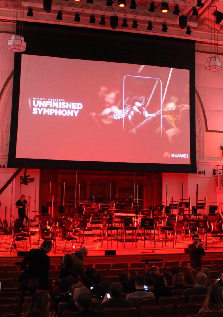 Londres Unfinished symphony