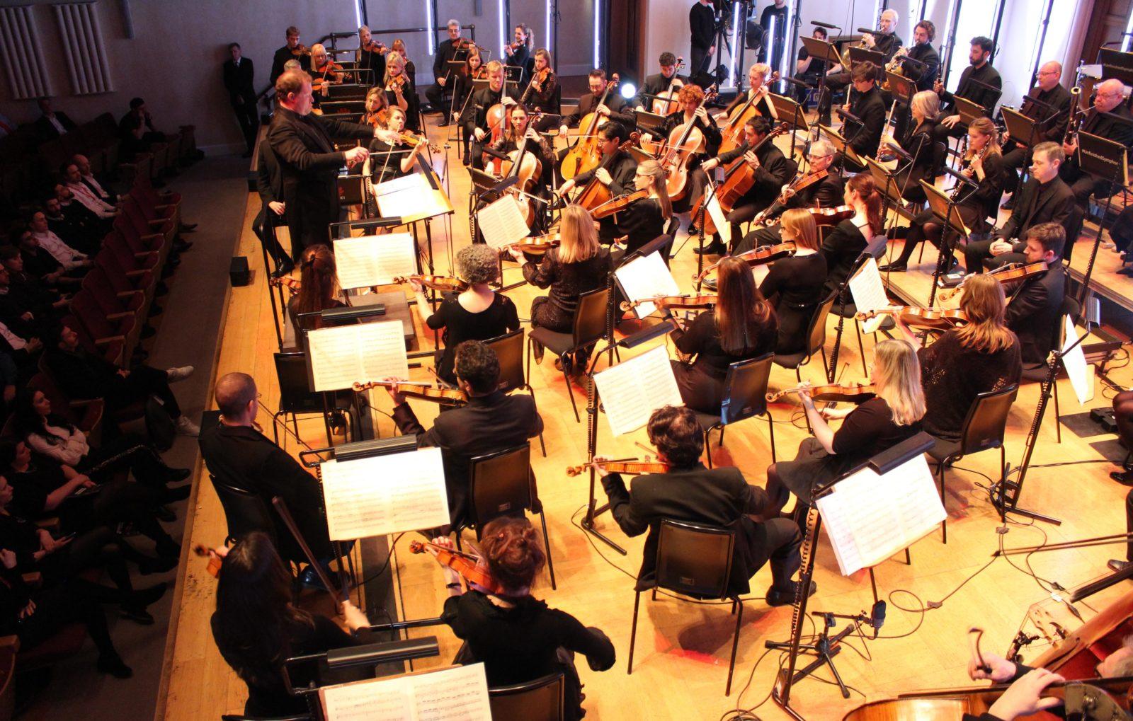 cadogan Hall Franz Schubert 8ème symphonie by Huawei