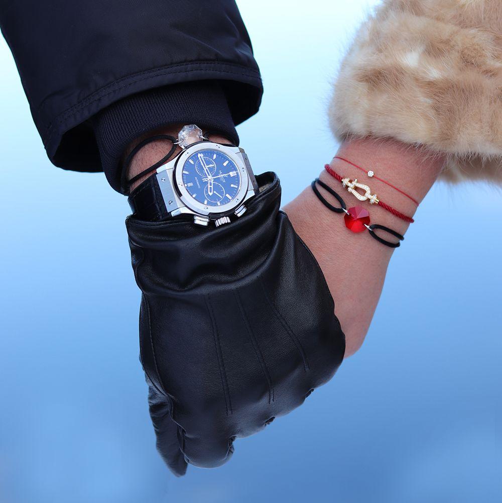 MV Vessiere Baccarat bracelets St Valentin