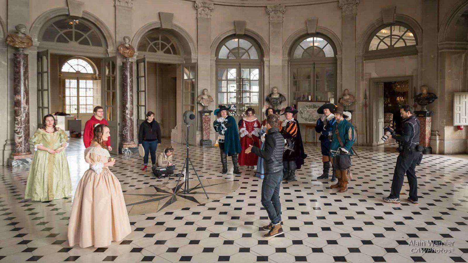 Château de Vaux-le-Vicomte 2019 parcours sonore