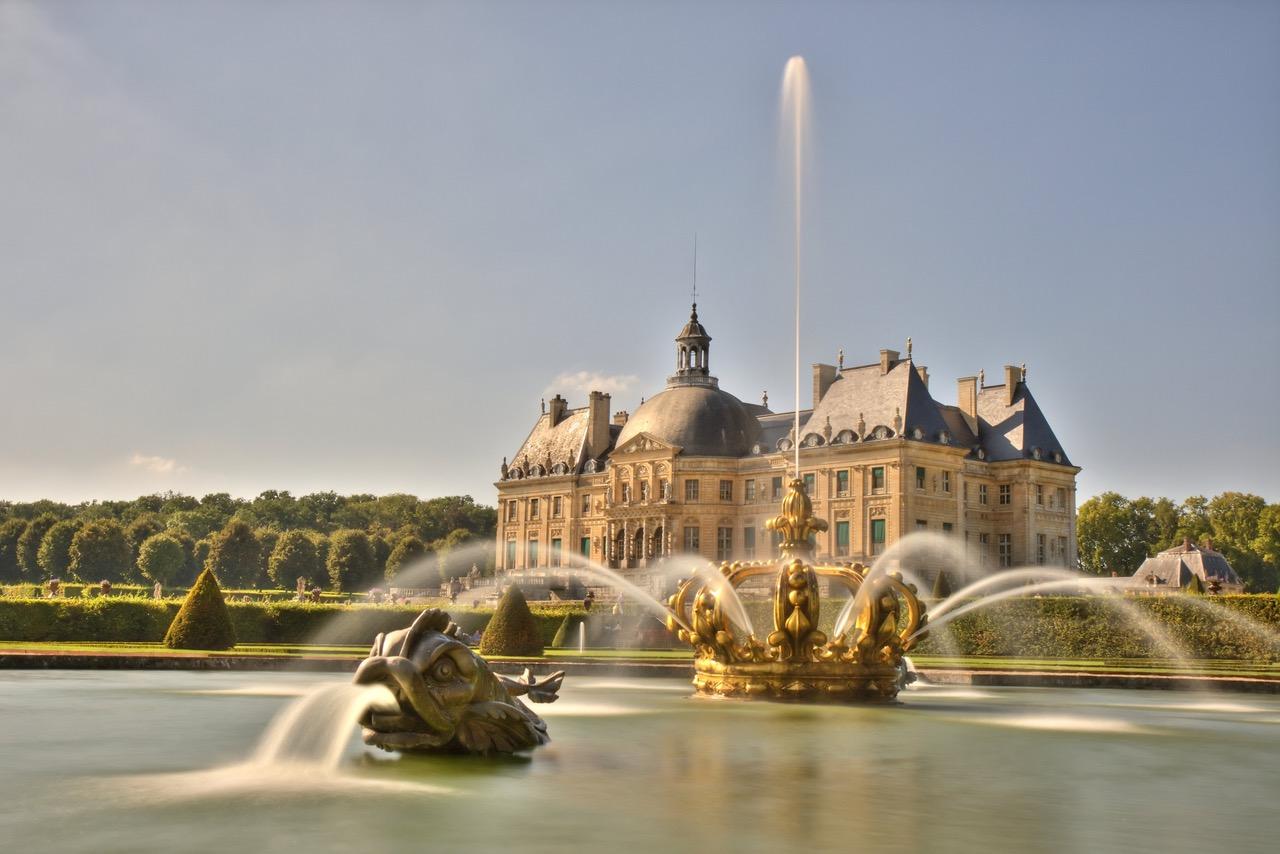Château de Vaux-le-Vicomte 2019 Fontaines
