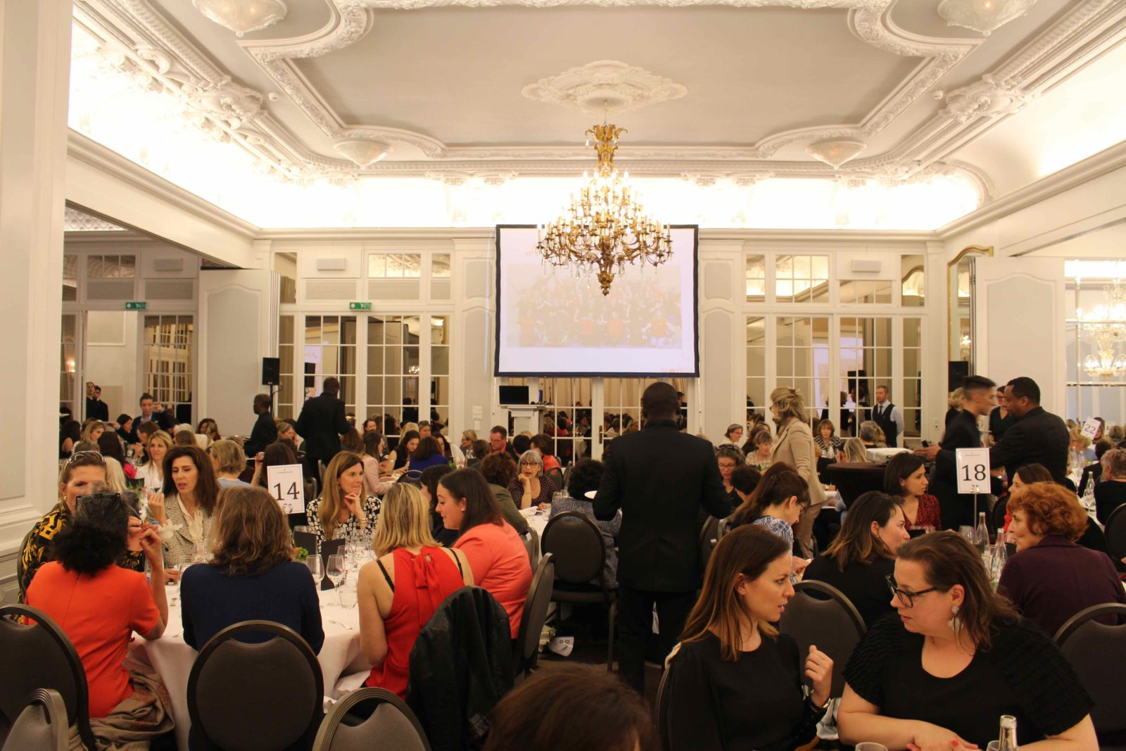 Ladies'Lunch Lausanne 2019 Palace
