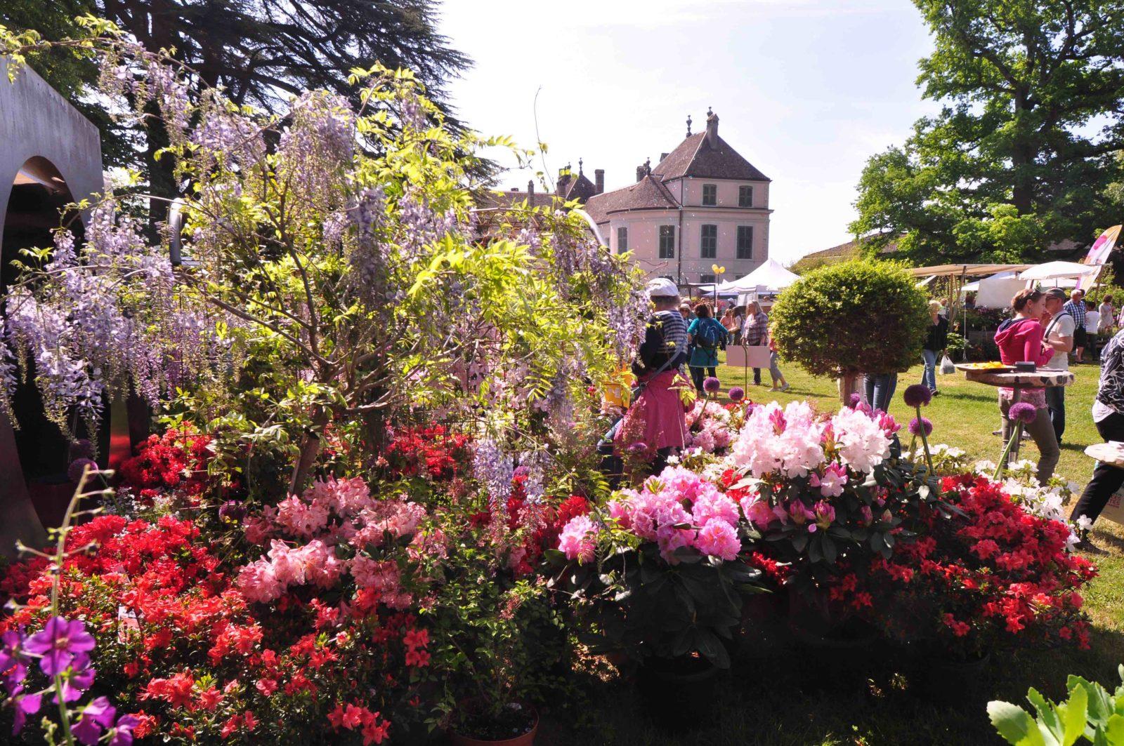 Château de Coppet Jardins en Fête 2019