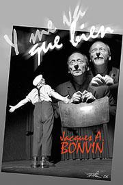 théâtre de la Colombe Lausanne Jacques Bonvin