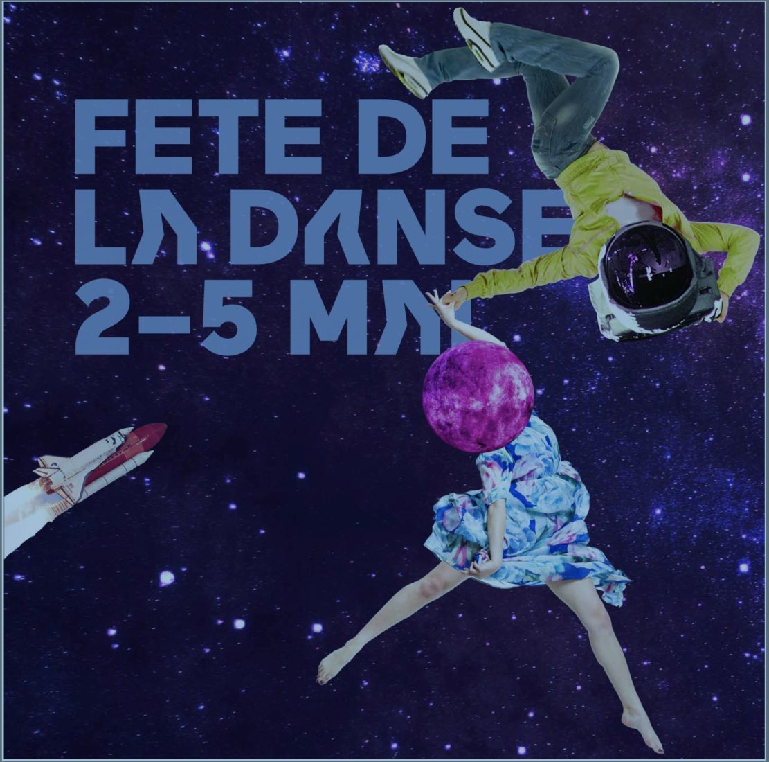 Fête de la Danse 2019 Affiche