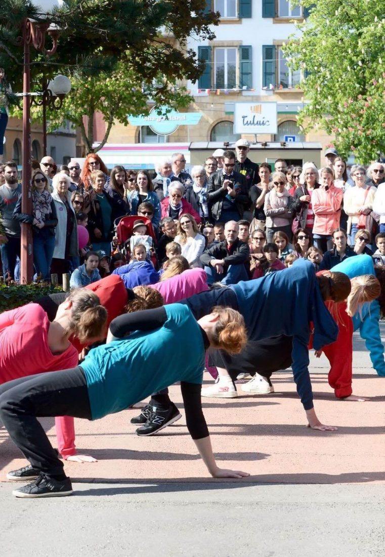 Fête de la Danse 2019 City Dance (FDD18 - Yverdon
