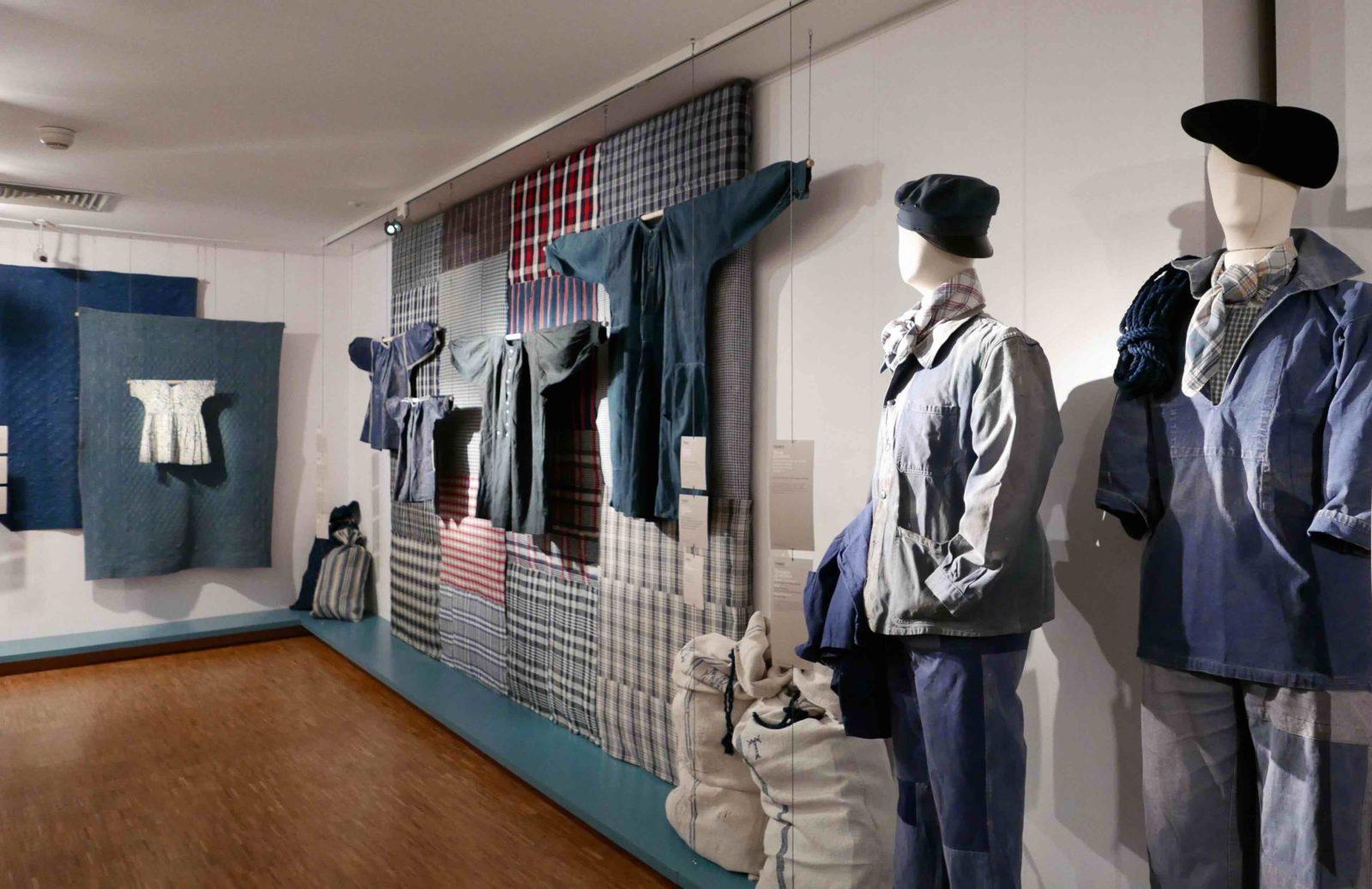 Musée de Bourgoin-Jallieu<br>habits de travail
