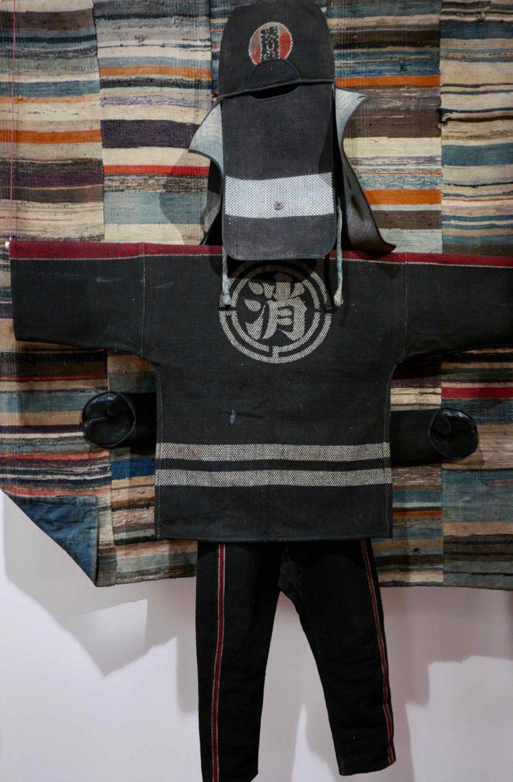 Musée de Bourgoin-Jallieu - Indigo tissus vestes