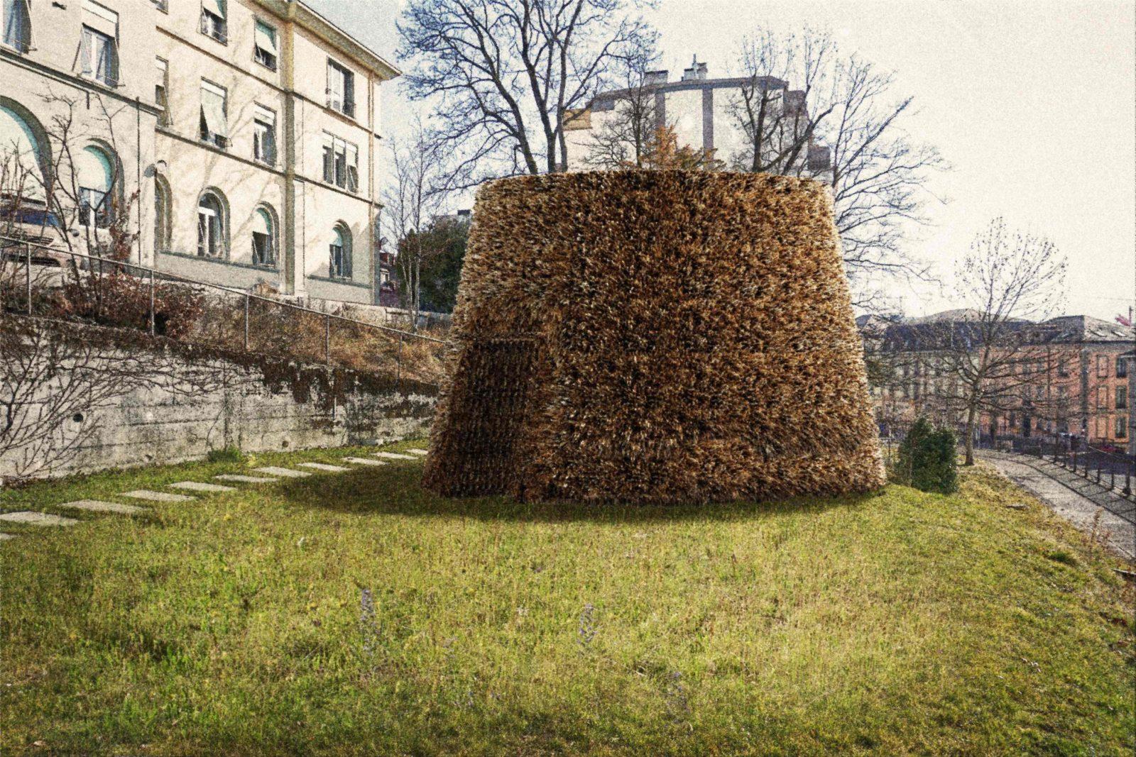 Lausanne Jardins 2019 Vanitas.