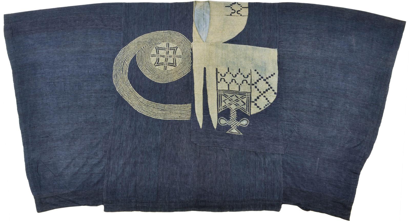 Musée de Bourgoin-Jallieu<br> exposition Indigo Vêtements et Textiles du monde