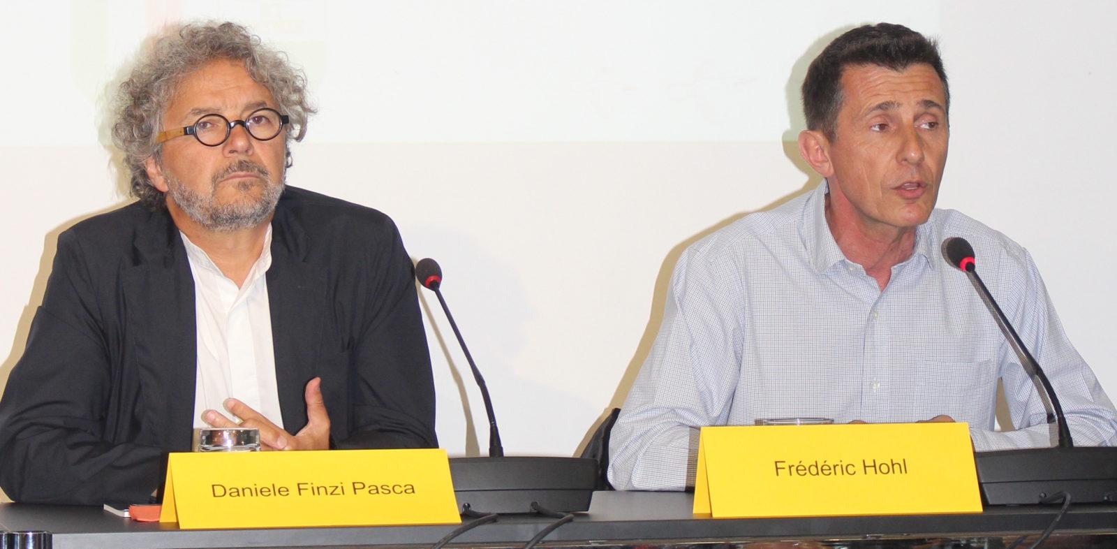 Fête des Vignerons Vevey Frédéric Hohl Daniele Finzi Pasca