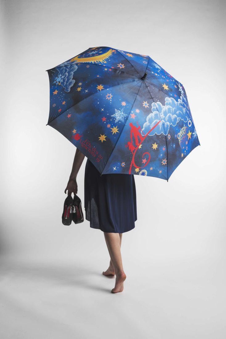 Giovanna Buzzi Collection Parapluie