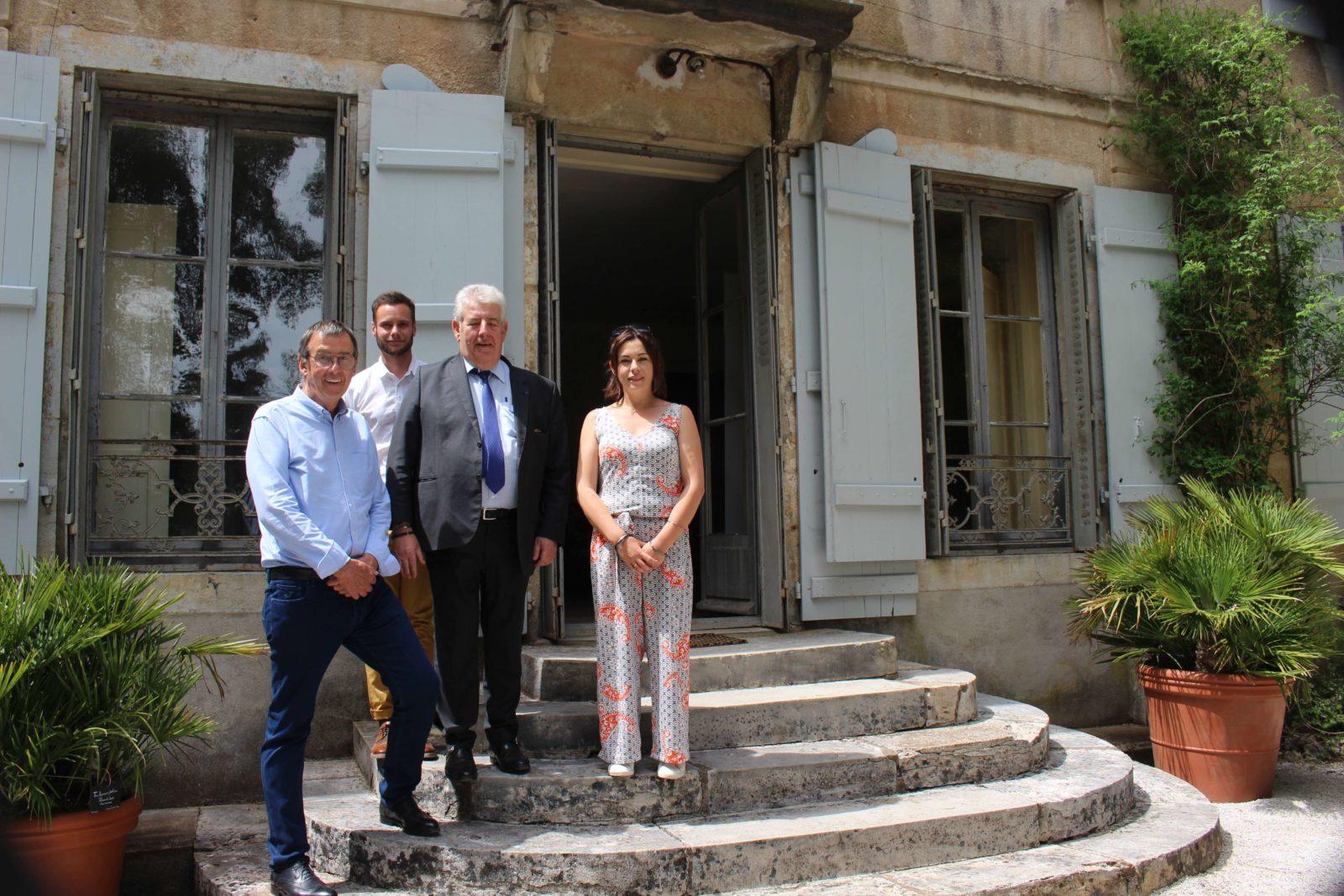 Monts-Boucons Besançon Avec Lionel Estavoyer et JL Fousseret