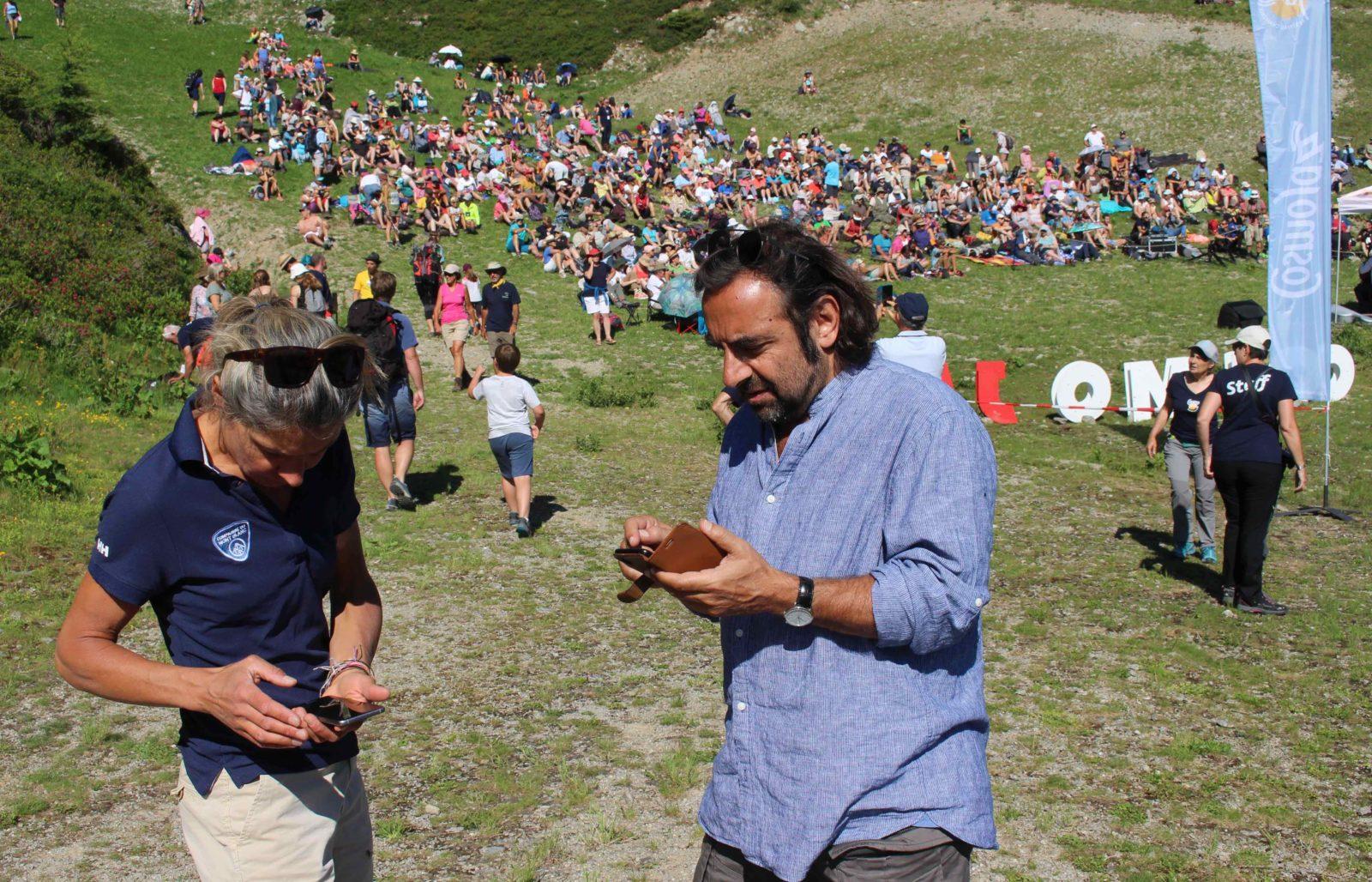 Cosmojazz Chamonix 2019 Manoukian Plan Praz