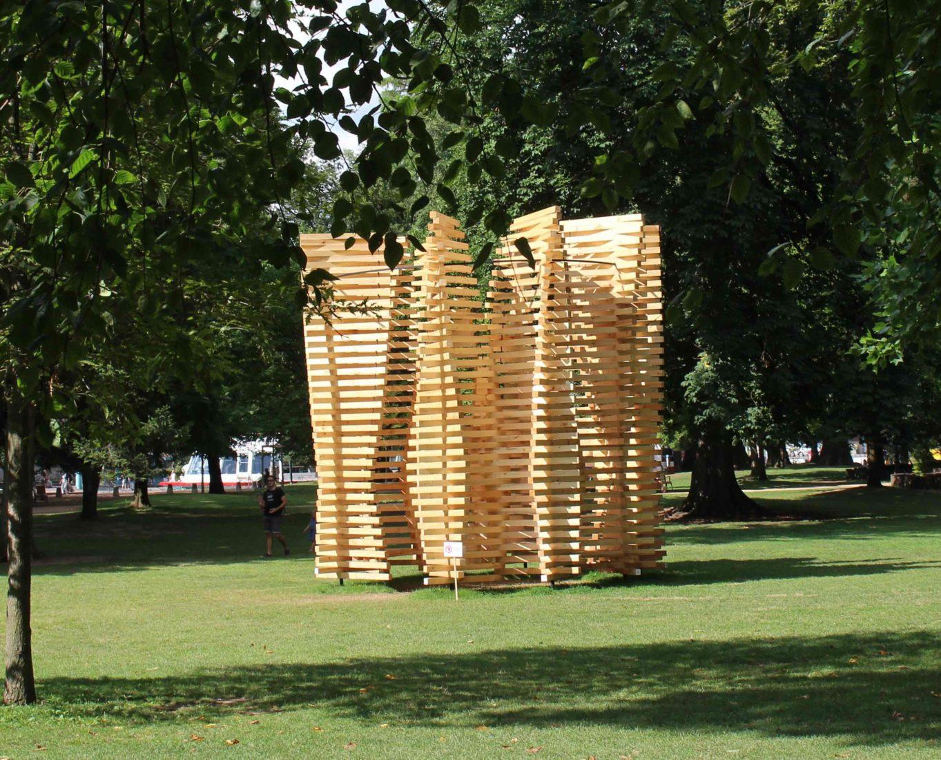 Pavilion Uguns Didzis Jaunzems :