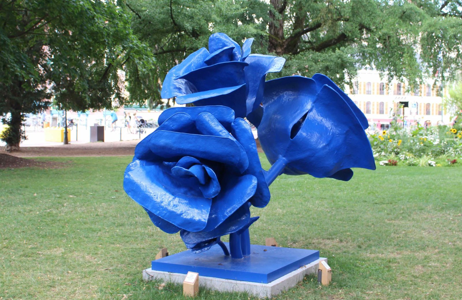 Annecy 2019 Rose #2 (blue) Will Ryman :