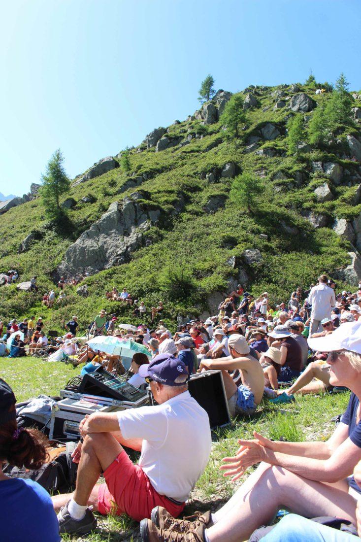 Cosmojazz Chamonix 2019 Public