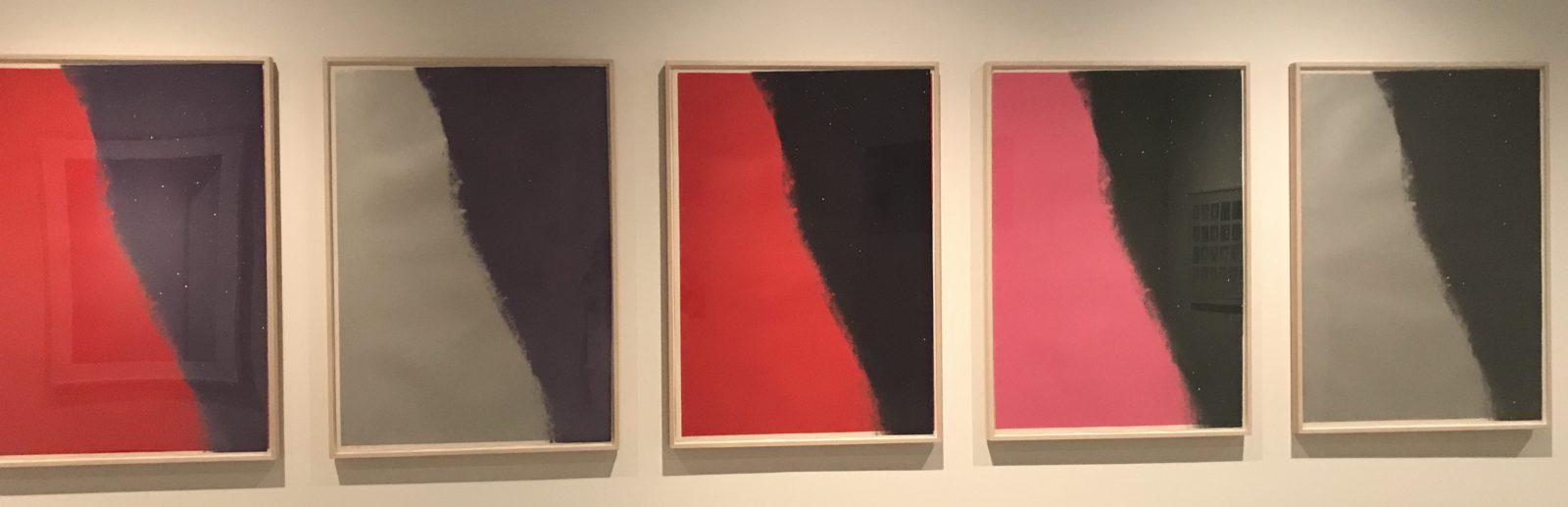 Andy Warhol Ombres II Shadows II, 1979