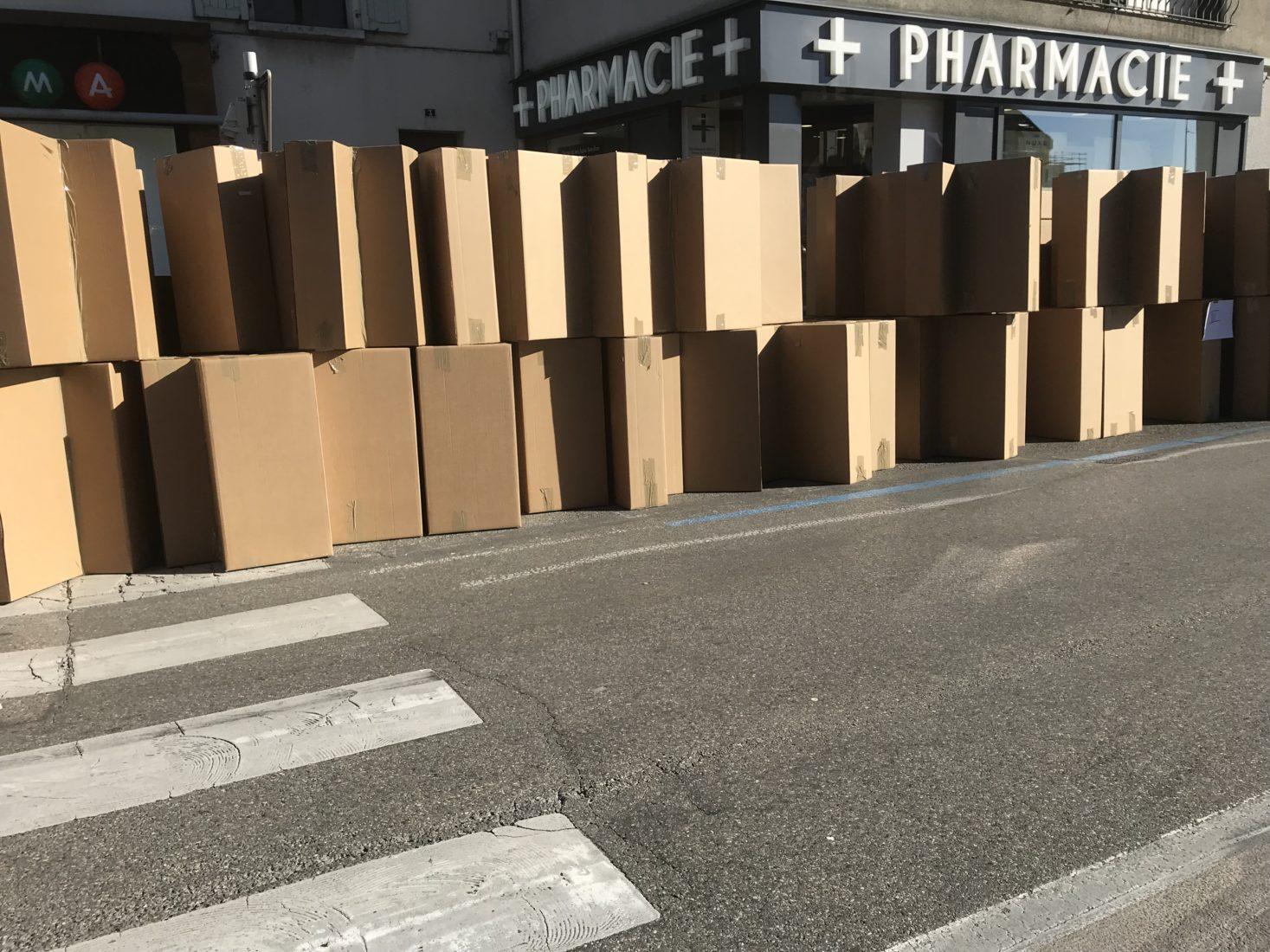 Fête à Ferney-Voltaire 2019 cartons