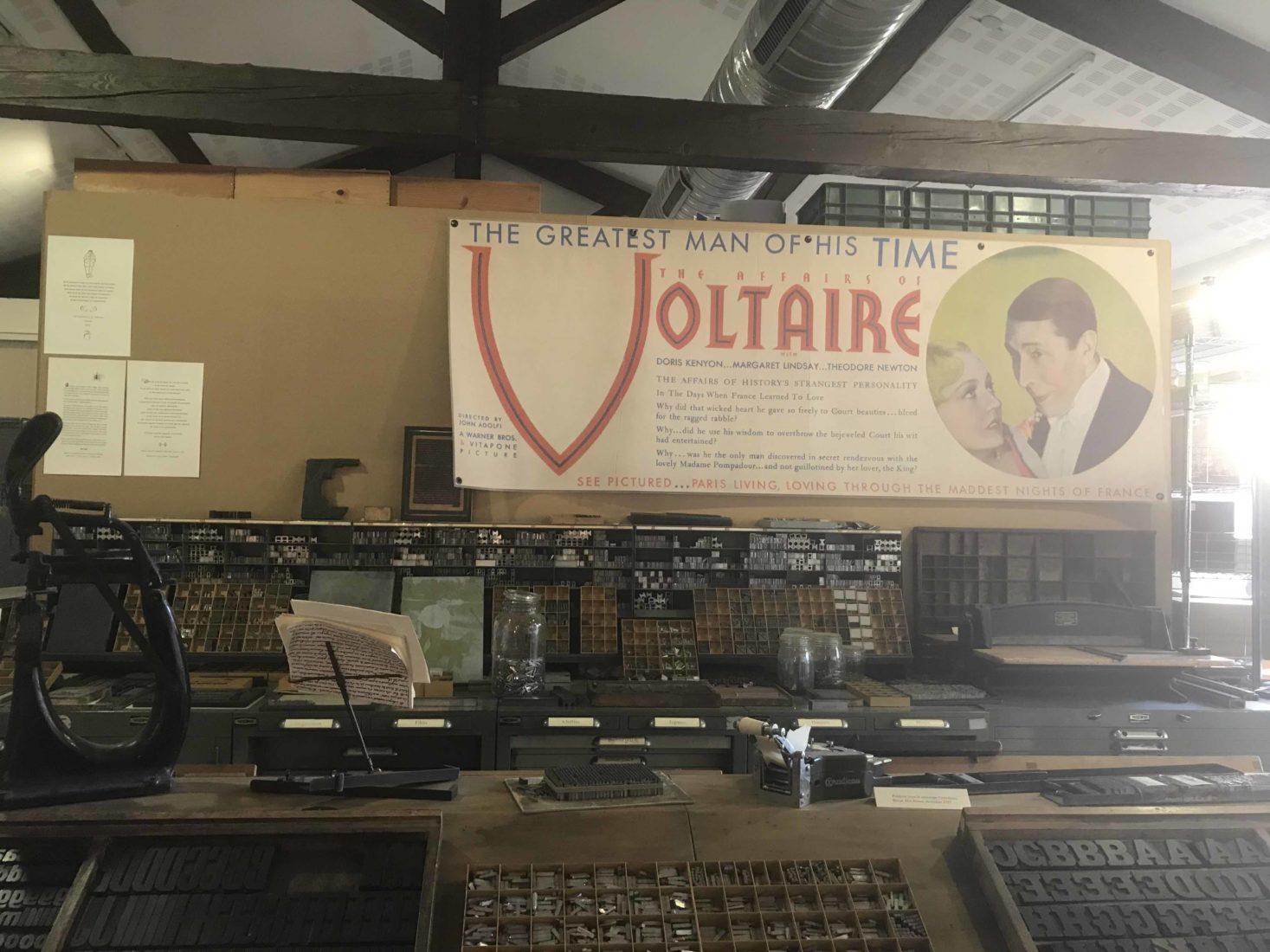 Fête à Voltaire 2019 l'atelier du livre