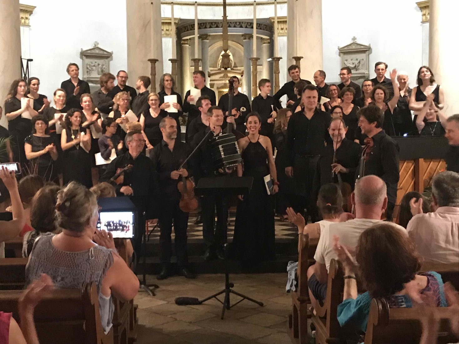 Fête à Voltaire Concert Misa à Buenos Aireschambristes lyon