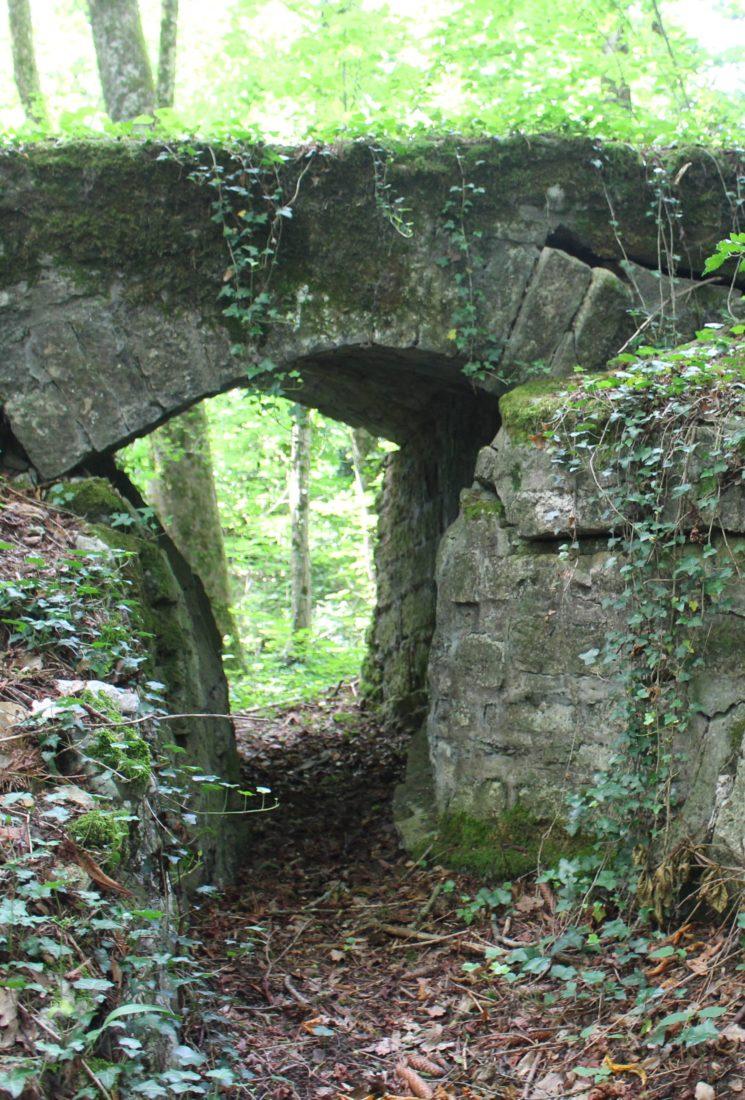 Monts-Boucons Besançon Colette petit pont