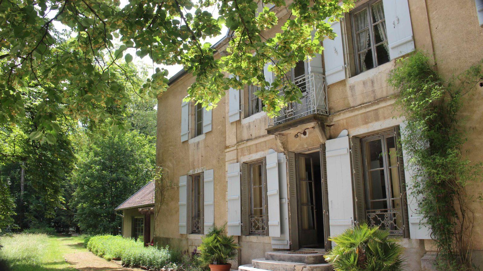 Maison de Colette aux Monts-Boucons Besançon