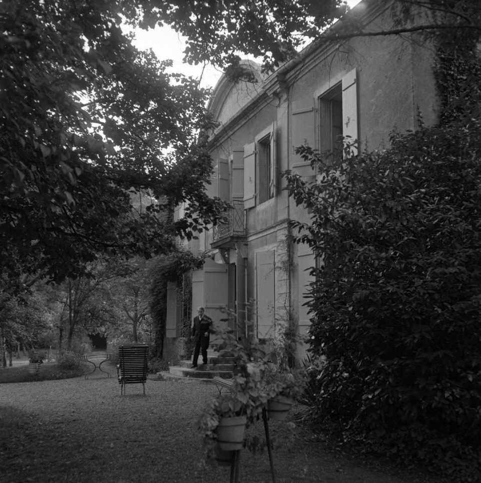 Monts-Boucons Besançon photo ancienne 1973