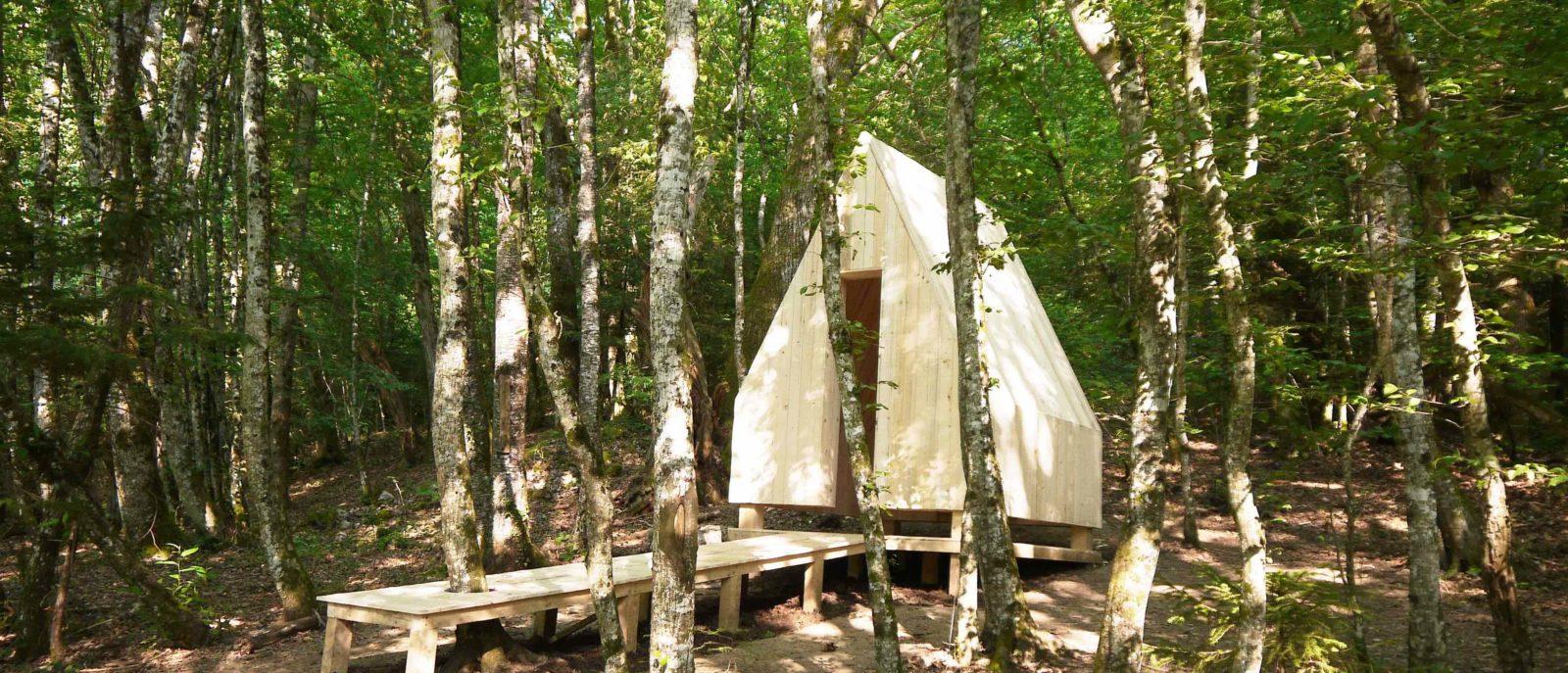 festival cabanes 2019 Lignum Casa -