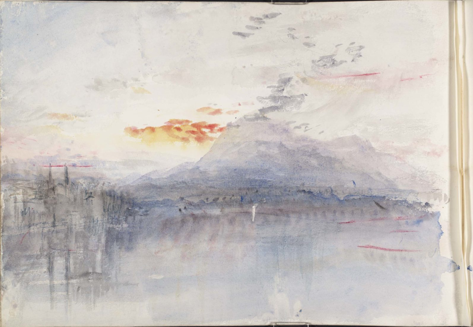 William Turner, The Rigi