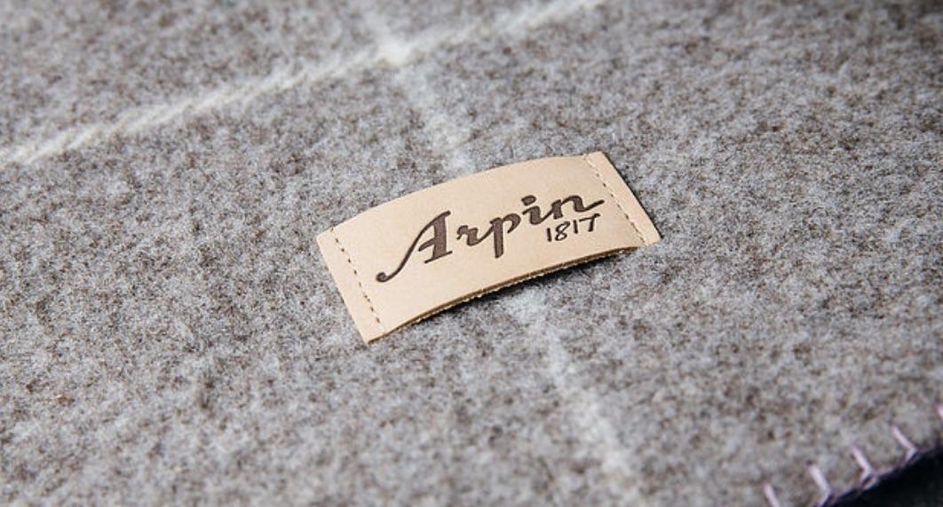 Chamonix logo Arpin 1817