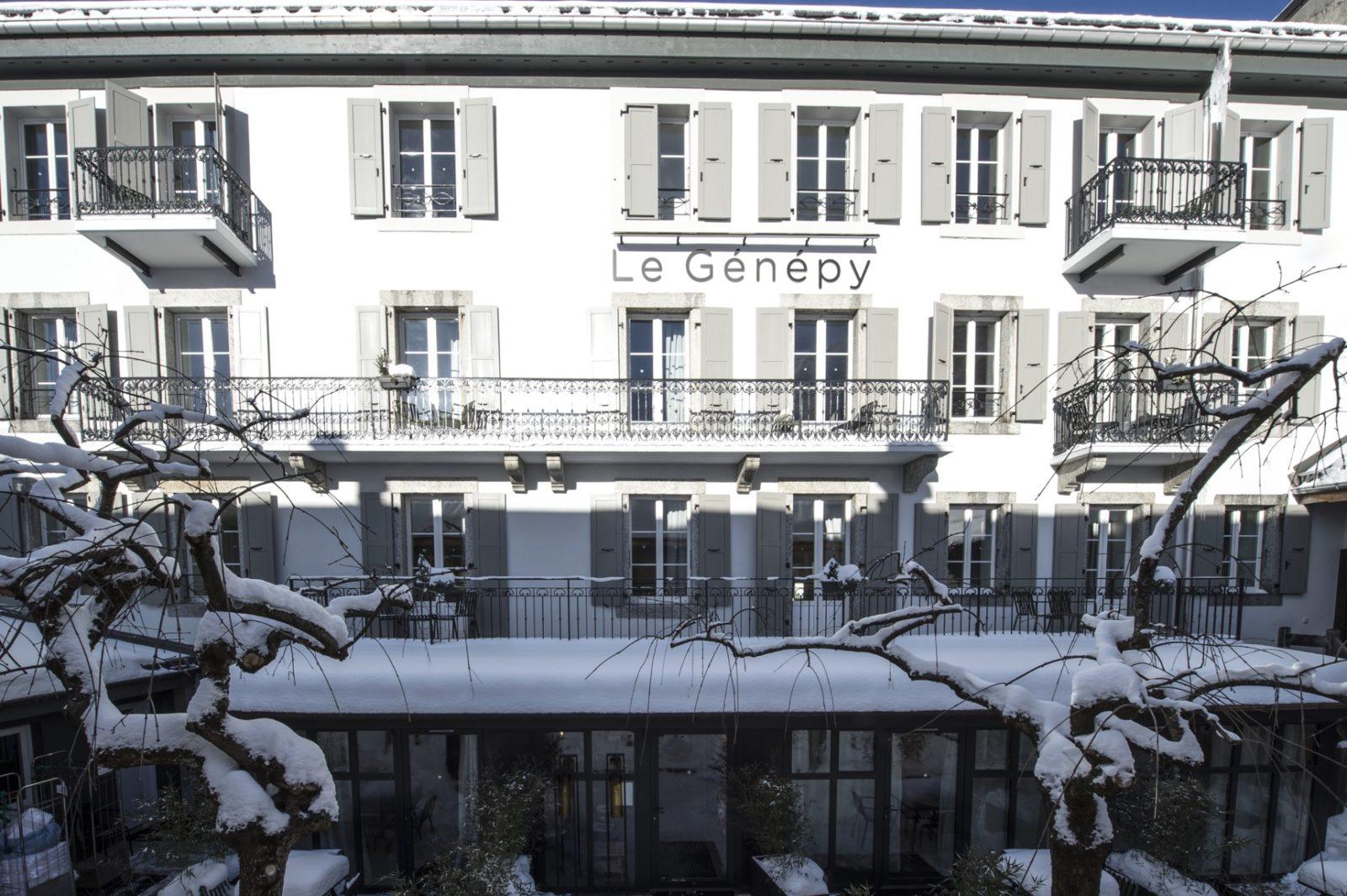 Chamonix Le Génépy