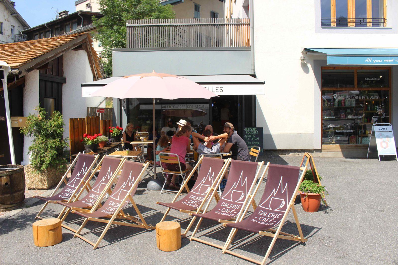 Chamonix Galerie-Café des Aiguilles