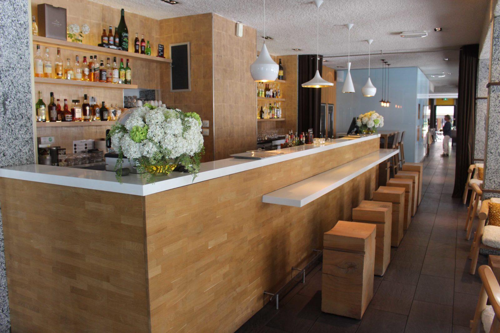 Le Comptoir Nordique Chamonix bar