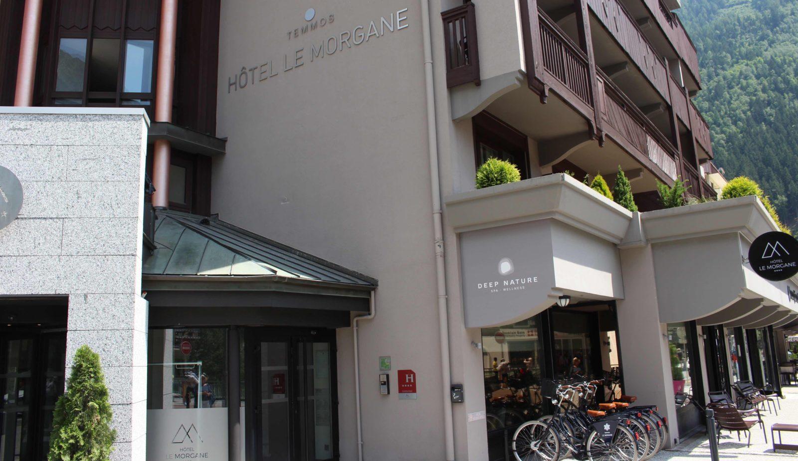 Chamonix Hôtel le Morgane