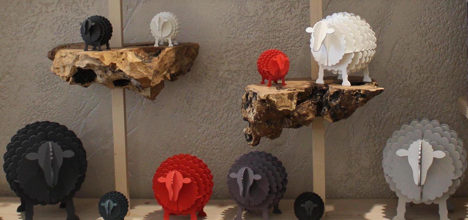 Chamonix Mart & Werner moutons
