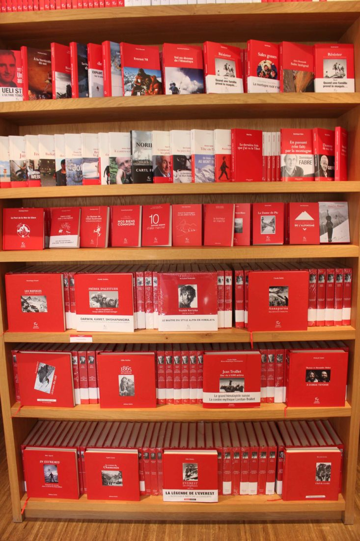 Chamonix livres Guérin