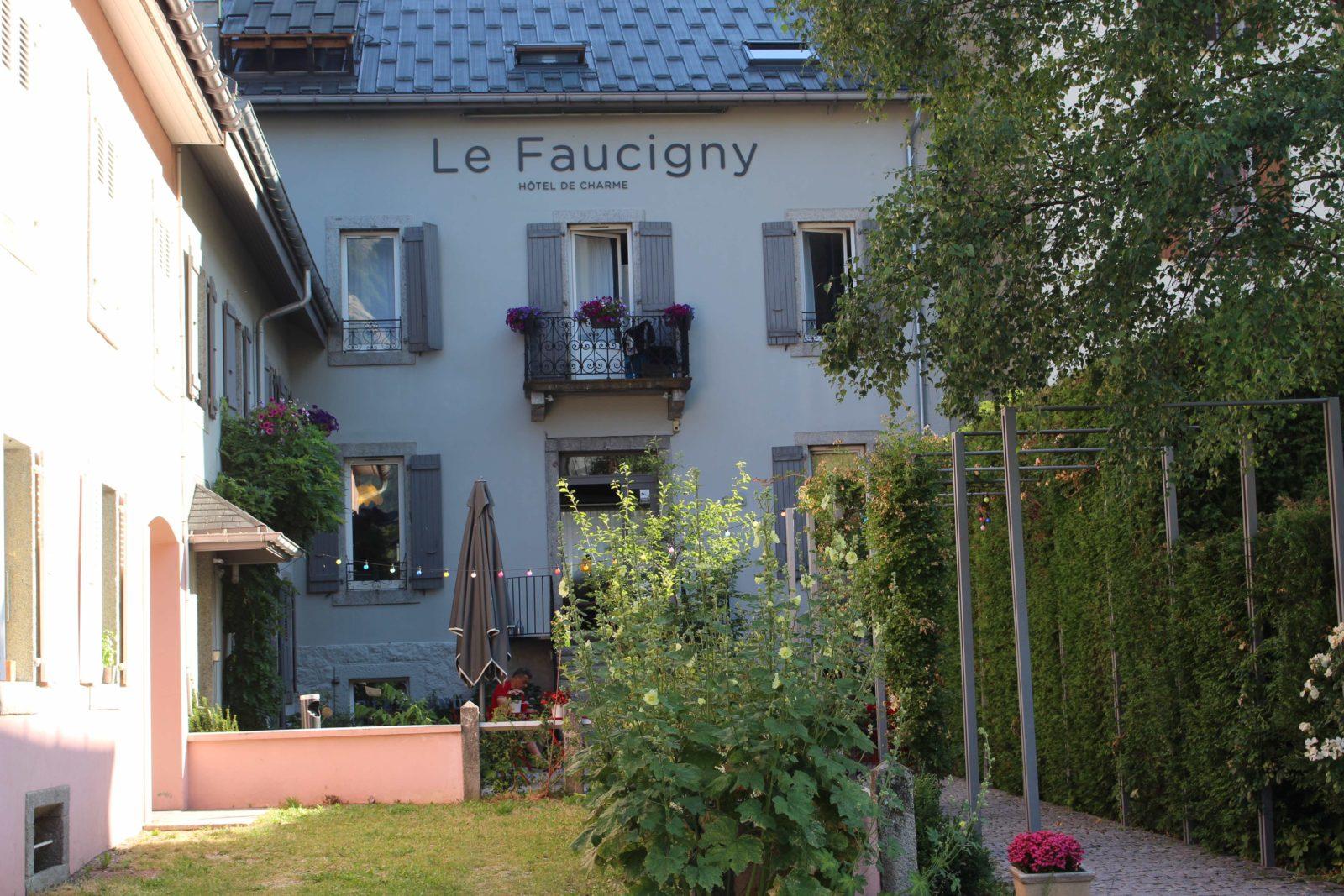 Chamonix Le Faucigny