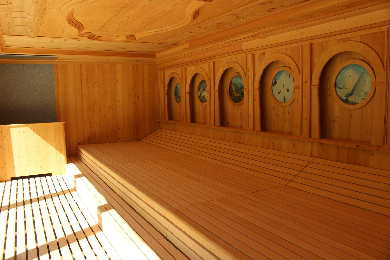 QC Terme Chamonix salle Samivel